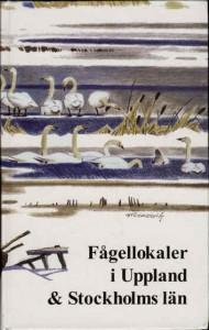 Fågellokaler i Uppland & Stockholms Län