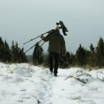 Hederviken Öbacken Vinter