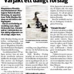 ROF och SNF i Norrtelje Tidning