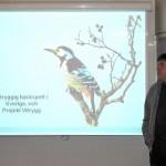 Kristoffer Stighäll berättade om Projekt Vitrygg